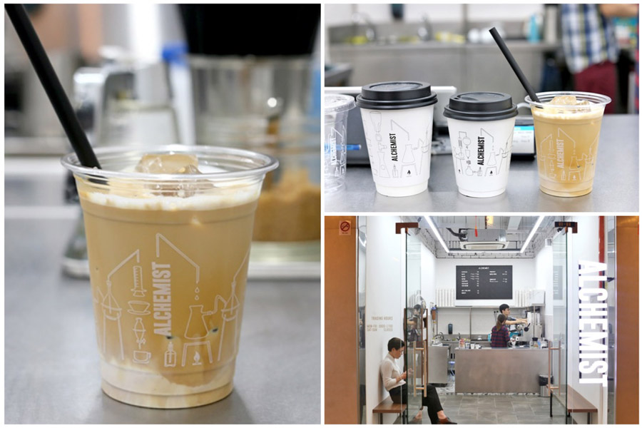 Alchemist - NEW Outlet Hidden Inside Hong Leong Building, Great Coffee