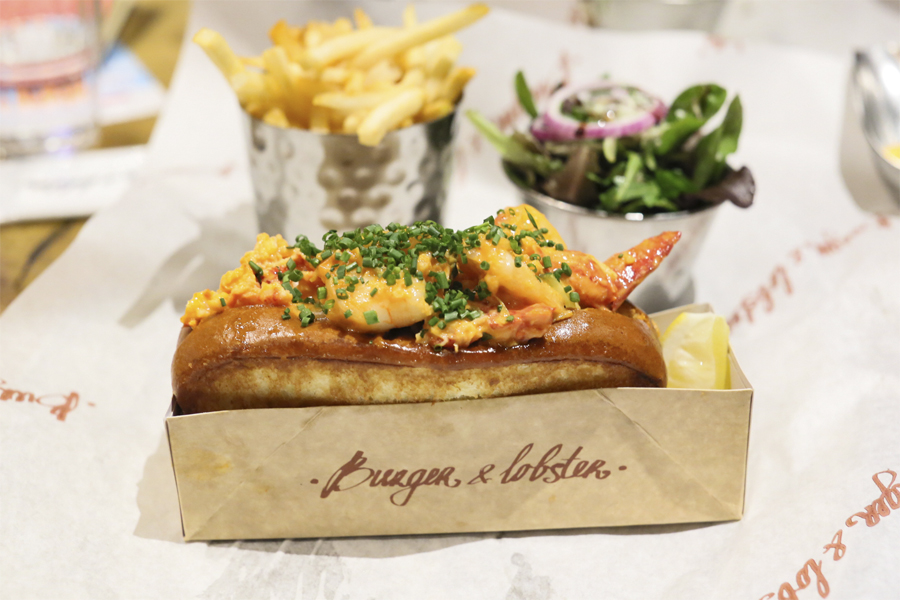 Burger and Lobster Singapore - Opening At Jewel Changi Airport 20th May, Till 3AM Daily