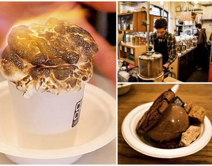"Chin Chin Labs – ""Best Ice Cream Parlour In England"", And That Viral Hot Chocolate Marshmallow Drink"