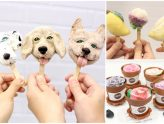 I-Bing – Cute Puppy, Rose Pot And Fruit-Flavoured Ice Creams, At April's Bakery