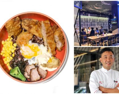 Iron Supper Club - Crackling Pork & Char Siew Donburi Bowls, By Local Celebrity Chef Heman