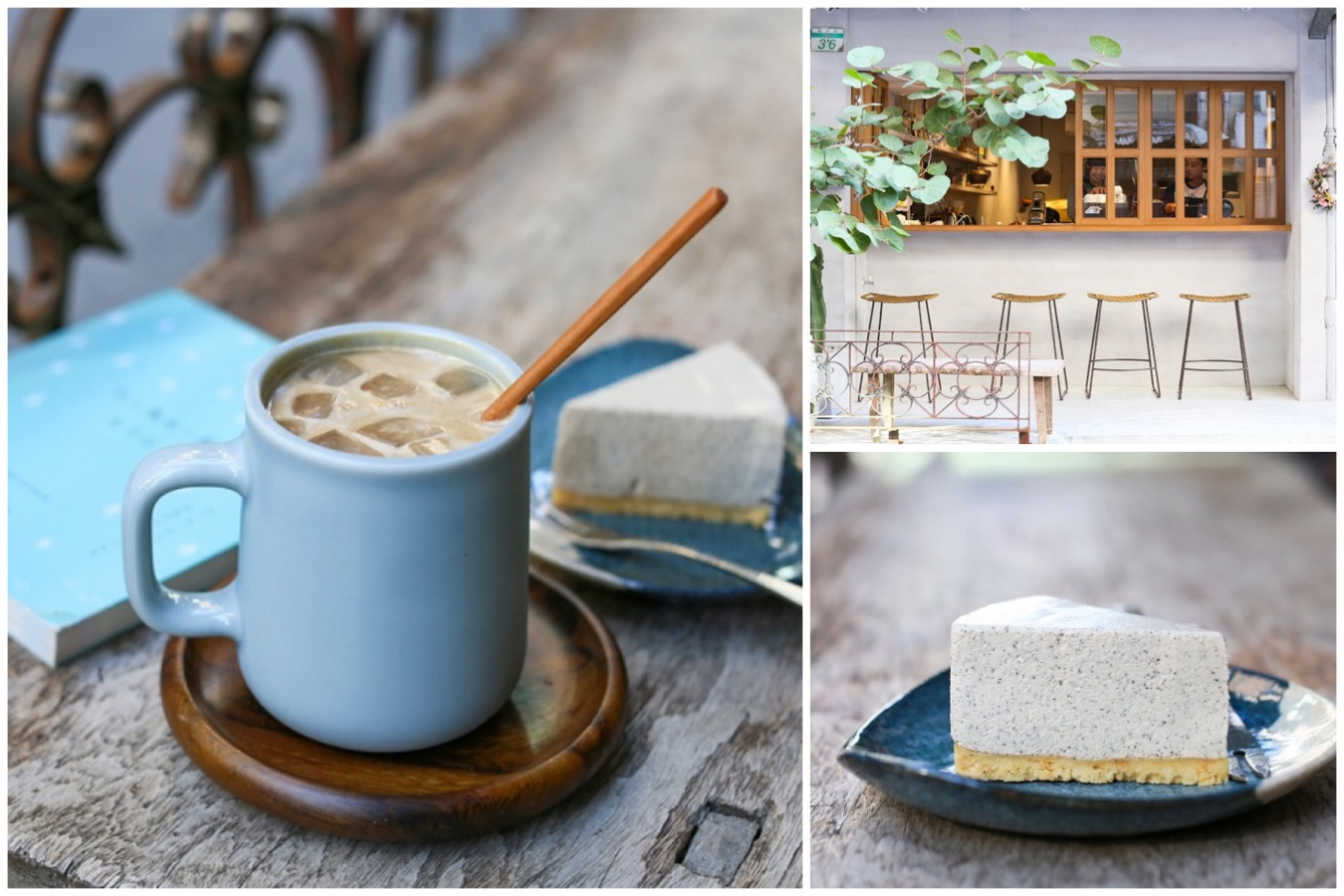 Jack & NaNa Coffee Store - Under The Radar Cafe In Taipei With Solid Quality Coffee And Cheesecakes