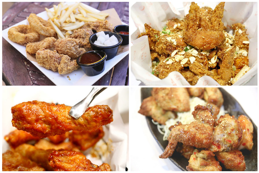 8 Best Korean Fried Chicken In Seoul