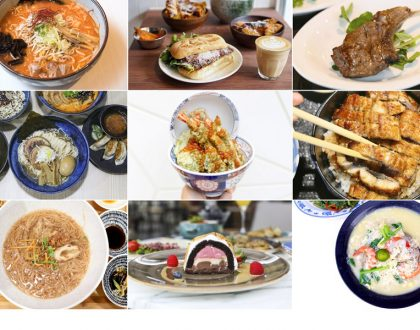 10 NEW Restaurants Singapore February 2018 - Hokkaido Marche, Uya Unagi, And Cheese Beehoon Zhi Char Eatery