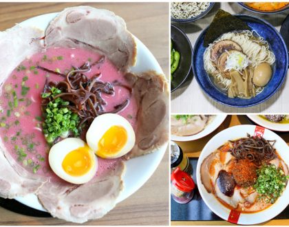 10 NEW Ramen Shops In Singapore - Teppei's Men Men Tei, Duck Ramen By Keisuke, Pink Ramen At Ramen Champion