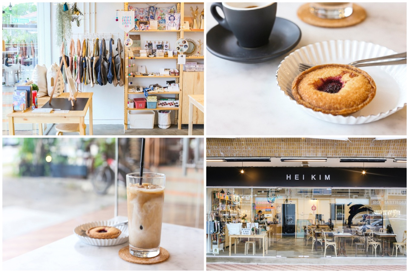 Hei Kim Café - Instagrammable Lifestyle Café In The East, At Changi Road