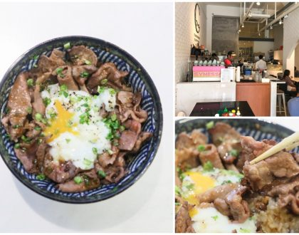 Rakki Bowl – Delicious Truffle Wagyu Donburi With Generous Portion For $12.90