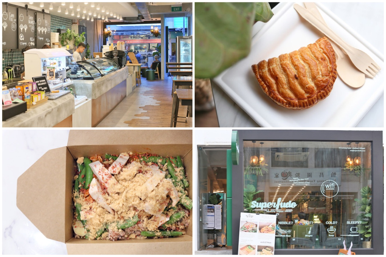 Superfudo - Your Kind Of Gym Food? Mix And Match Grain Bowl Shop At Holland Village