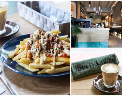 Liberty Coffee Bar - That Popular (Yet Elusive) Cafe Is Back After 4 Years, At Jalan Besar