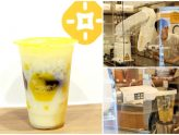 Honeymill – Honey Drinks Made by A Robot, At Marina One