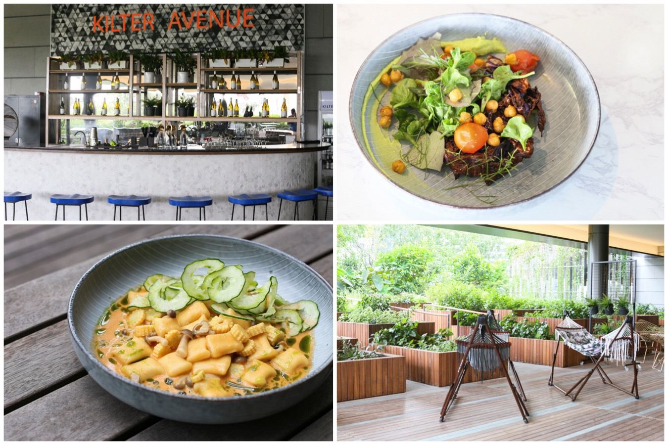 HRVST by Kilter Avenue – Vegan Restaurant & Bar In The CBD, Beautiful Space And Creative Food