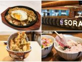 SORA Japan Gourmet Hall - Tendon, Okonomiyaki And Sundubu At Changi Airport Terminal 2