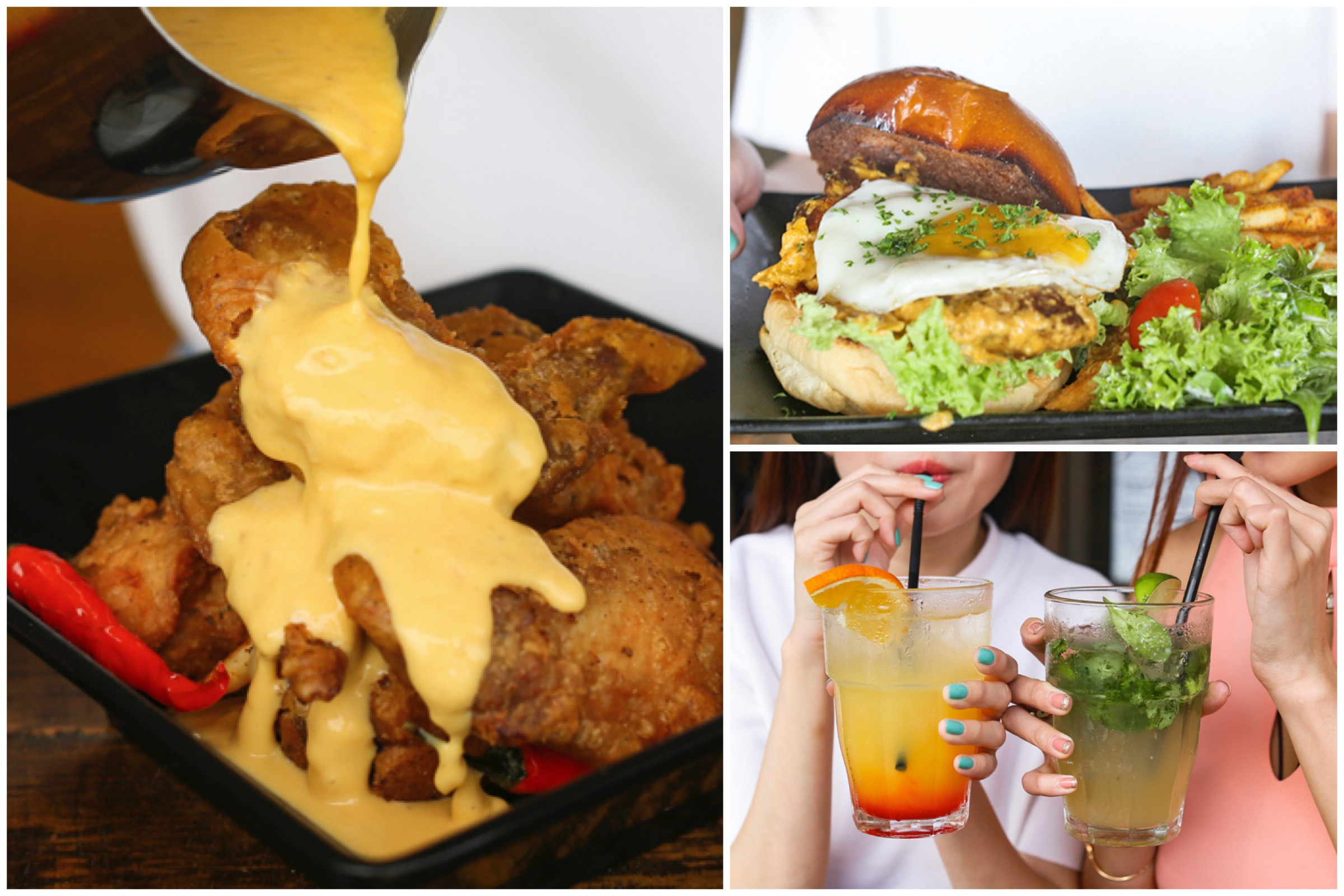 Burp Kitchen Bar Comfort Food And Inexpensive Drinks At