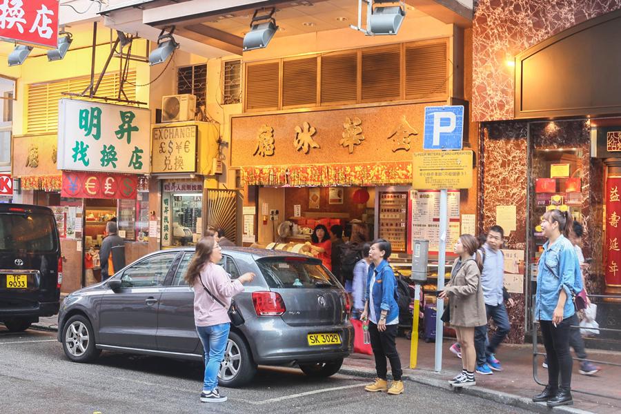 Image result for kam wah cafe hong kong