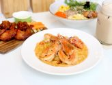 Ta-da! The Bistro – Café With Gochuchang Pasta And Truffle Poké Bowls, At Manulife Centre