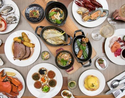 Ash & Elm - NEW Sunday Champagne Brunch Inspired By Spring, At InterContinental Singapore