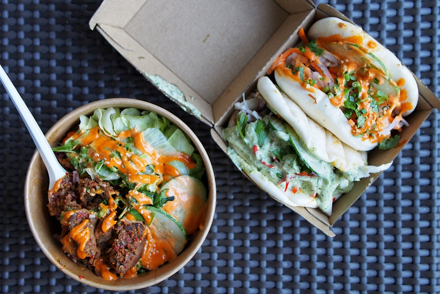 BAOBAO – Kong Bak Bao and Ricebowl With Mod-Fusion Twist, At Bugis Junction