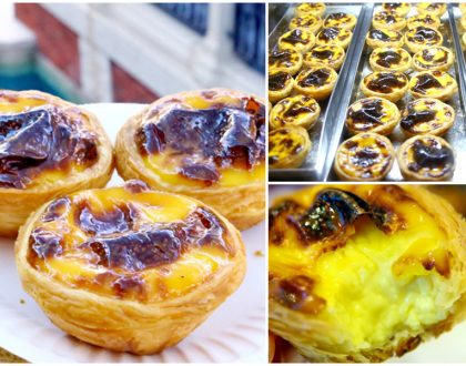 Lord Stow's Bakery 安德鲁葡挞 - Famous Portuguese Egg Tarts From Macau. Creamy And Delicious