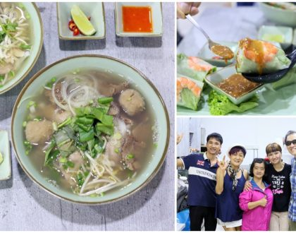 Signs A Taste Of Vietnam Pho – Vietnamese Eatery Opened By Deaf Couple At Orchard Road