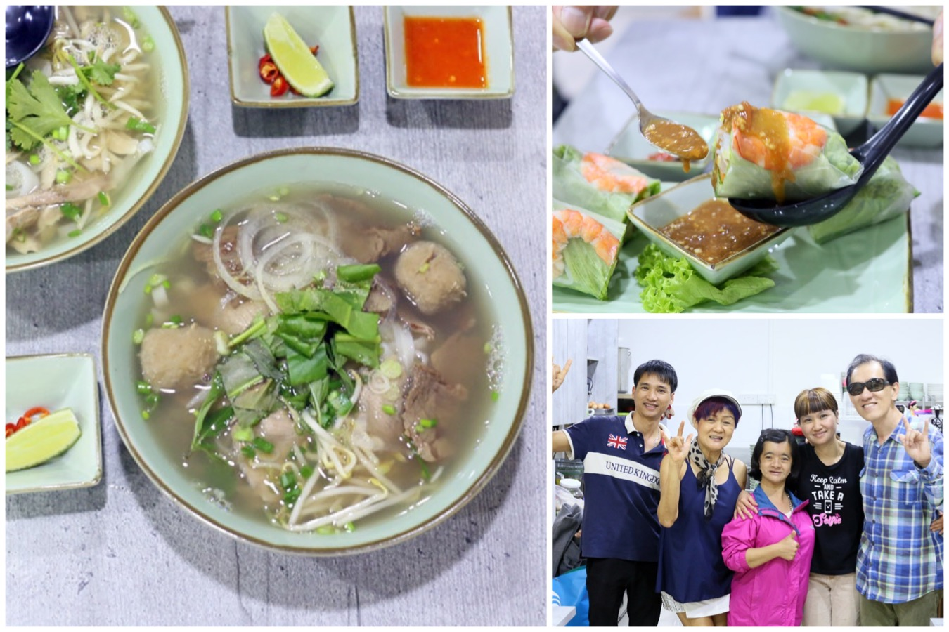 Signs A Taste Of Vietnam Pho – Deaf Inclusive Vietnamese Eatery At Orchard Road