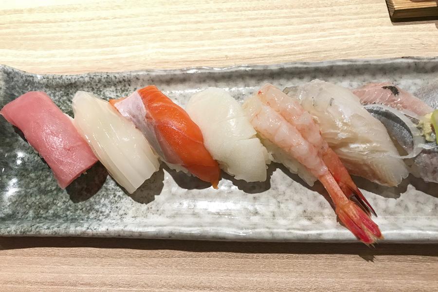Sushi Shiki Hanamaru - Under-The-Radar Sushi Restaurant At The Basement Of Orchard Central