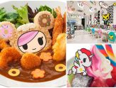 Tokidoki Café Singapore – World's 1st Tokidoki Pop-Up Café, Starting 29 March. Any Fans?