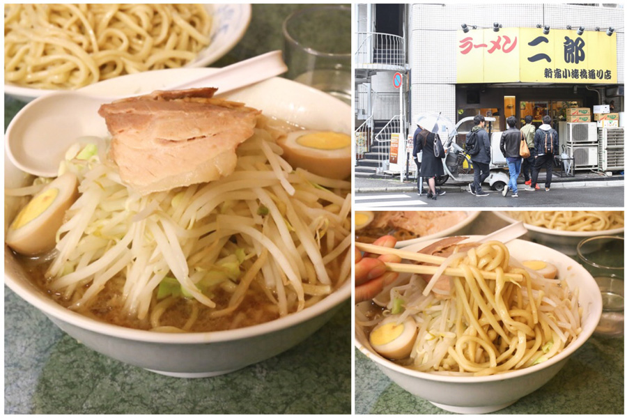 Ramen Jiroラーメン二郎 - Ramen With A Massive Portion And Following In Tokyo