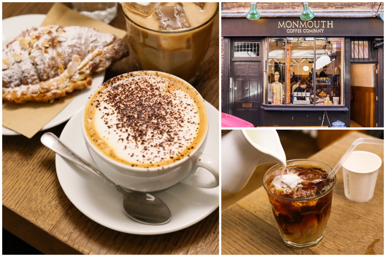 Monmouth Coffee Company - Possibly The Best Coffee Shop You Can Find In London