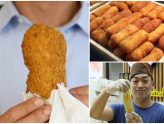 "Monnani Kwabaeggi – Popular ""Ugly"" Korean Donuts Arrive In Singapore, At Raffles Place"
