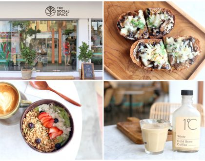 The Social Space - Beautiful Cafe With Bali Vibes, And Socially-Conscious Retail Store At Kreta Ayer
