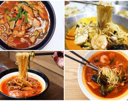 6 Best Korean Restaurants For Jjamppong Noodles In Singapore, For That Red, Spicy Kick