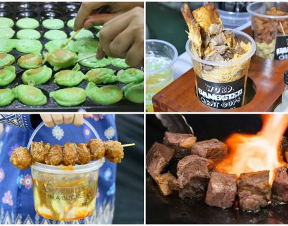 Geylang Serai Ramadan Bazaar 2018 – 12 Unique Food From Satay Meatballs, Ondeh Ondeh Pancakes, Crispy Chicken Rendang, And Durian Churros