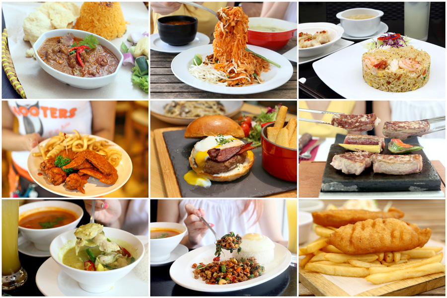 12 Most Affordable Set Lunches At Clarke Quay, At $10++ and $15++
