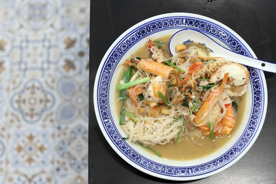 Singapore food Da Shi Jia