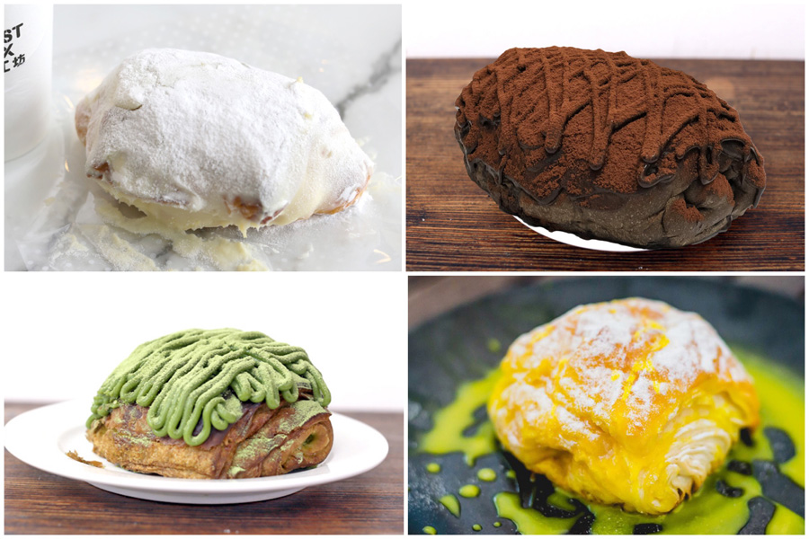 Dirty Breads 脏脏包 – 10 Best Places To Get Dirty Buns In Singapore, The Latest Messiest Food Trend