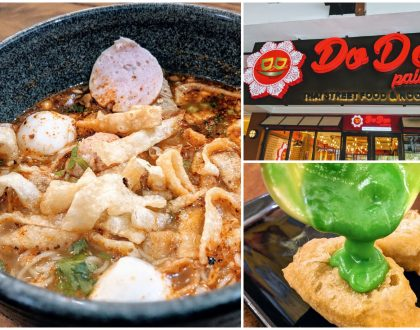 Dodee Paidang - That Famous, Spicy 7 Levels Of Tom Yum Noodles Has Arrived In Jakarta