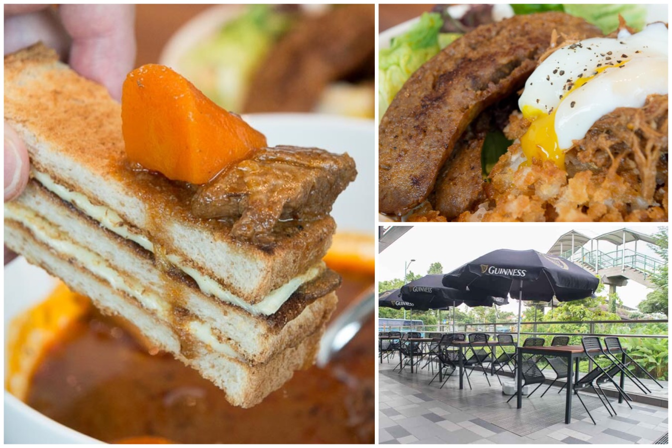 Graze by The Backyard Bakers – Quiet Café At West Coast With Decent Brunch And Specialty Cold-Brews. No GST And Service Charge