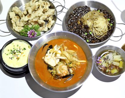 Korean food Tanjong Pagar