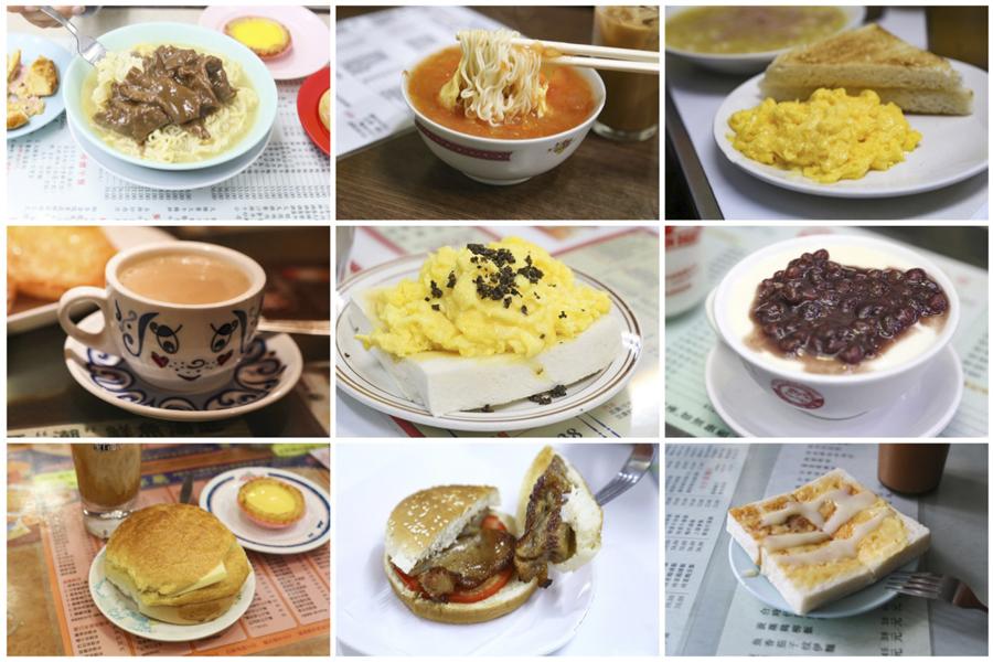 12 Best Hong Kong Cafes aka Cha Chaan Teng - Australian Dairy Company, Capital Café, Mido, To Lan Fong Yuen