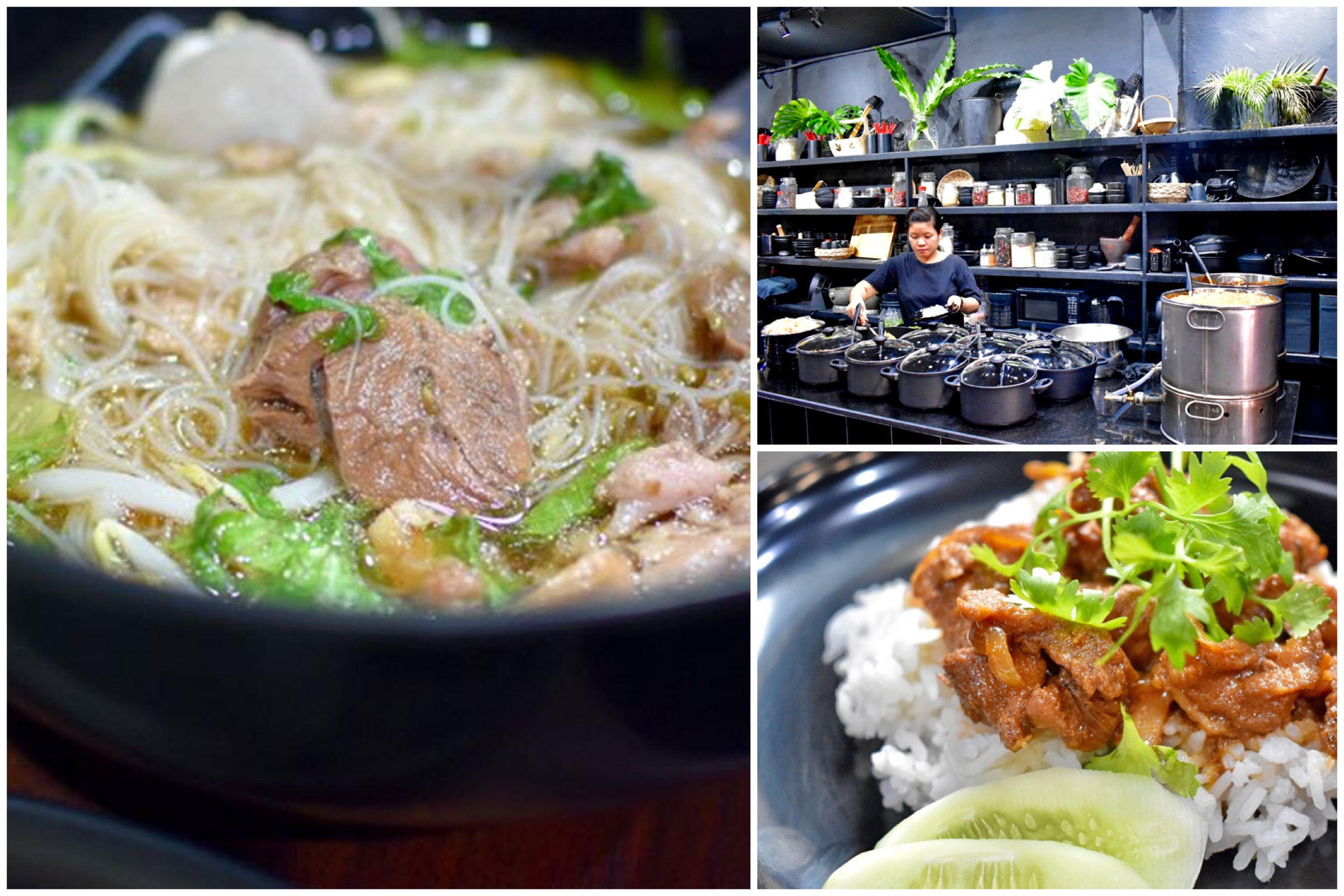 Jeib Rot Dee Det – Famous Classic Beef Noodle Soup At Siam Square Bangkok, Most Dishes At 50 Baht