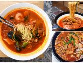 Best Korean Restaurants To Get Jjamppong Noodles In Singapore, For That Red, Spicy Kick