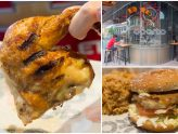 Oporto – Famous Australian Flame Grilled Portuguese Chicken Chain Opens In Singapore, At Holland Village
