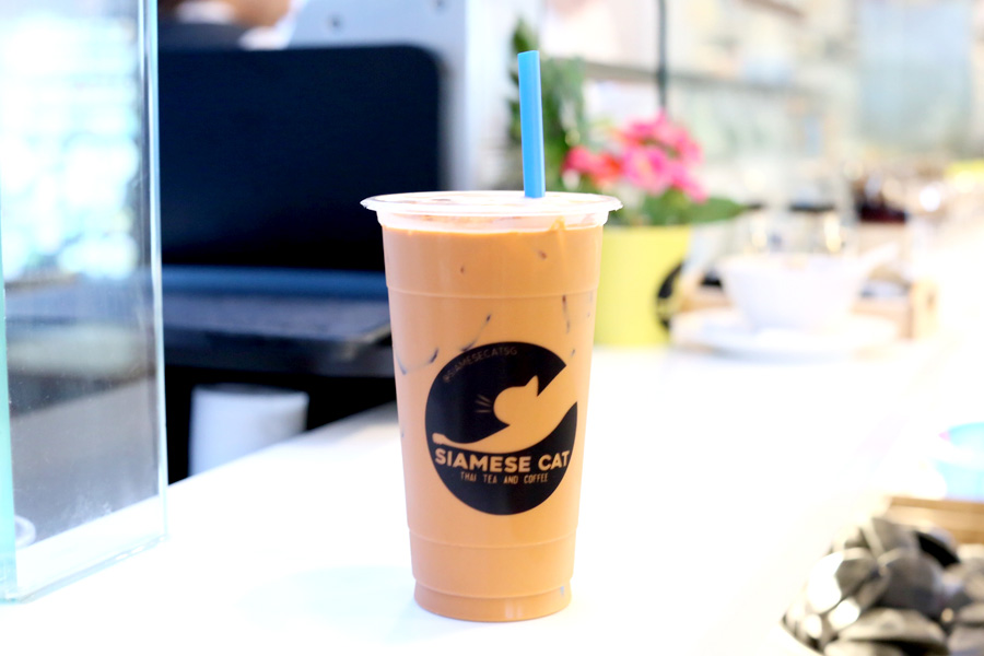 Siamese Cat Café - This Used To Be Tuk Tuk Cha, At Suntec City And Novena Square