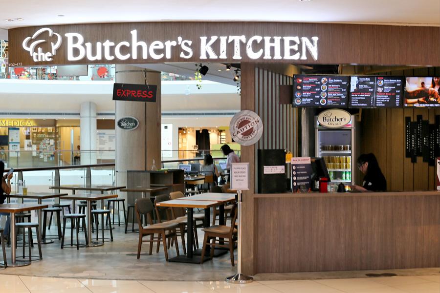 The Butcher?s Kitchen ? Flaming Wagyu Truffle Beef Bowl And NY Wagyu Steak Sandwich, At Suntec ...