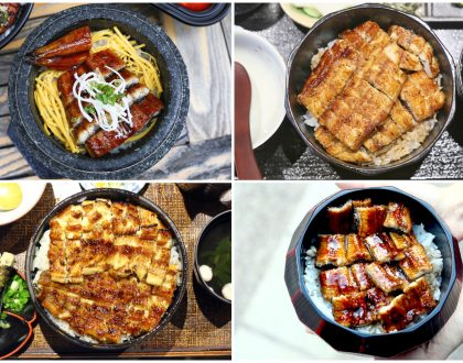 5 Best Unagi Restaurants In Singapore, For Your Unadon 鰻丼 Cravings