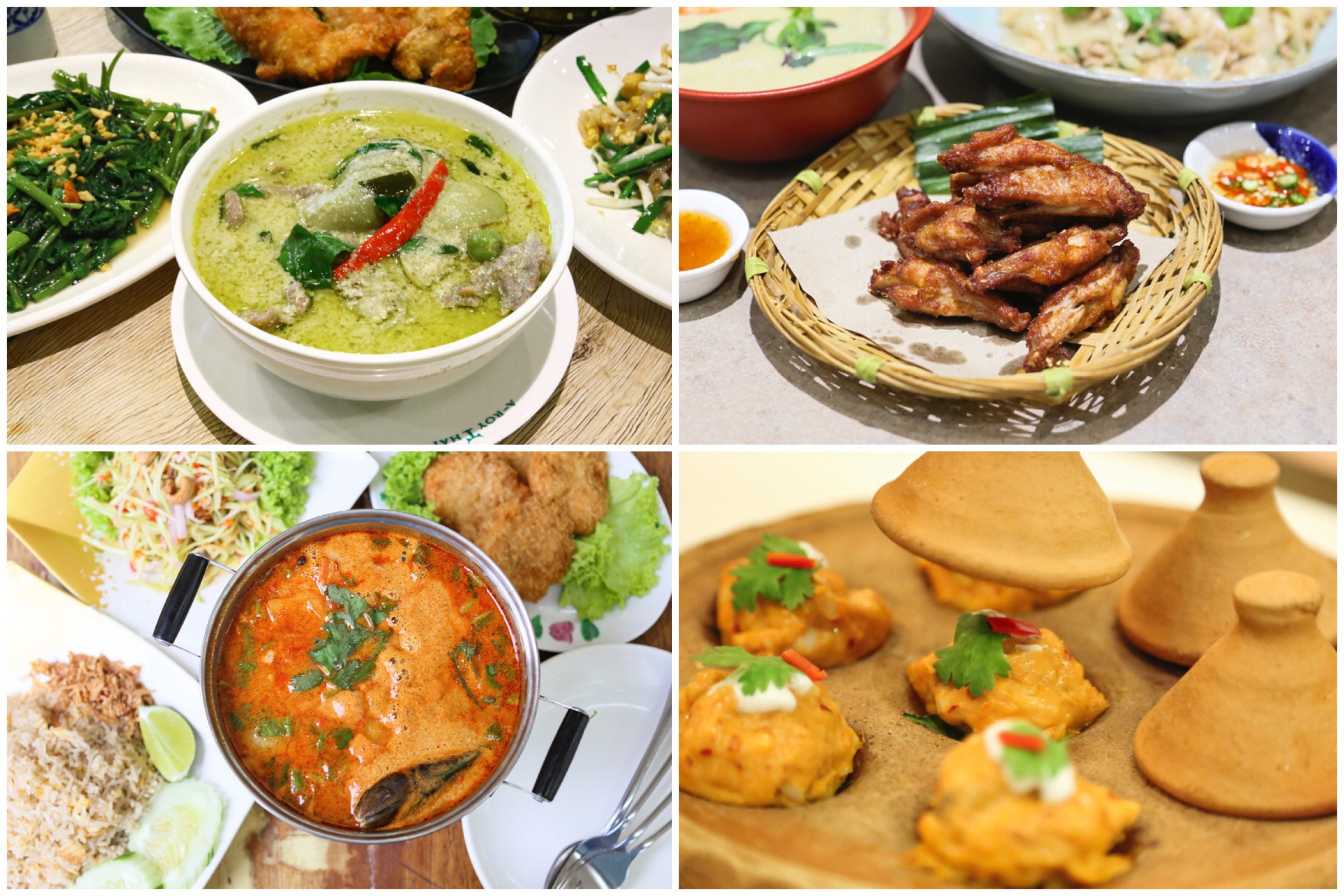 10 Best Inexpensive Thai Restaurants In Singapore To Satisfy Your