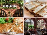 Diggin, New Delhi – Hip Café Serving Comfort Food, Popular With College Crowd At Anand Lok