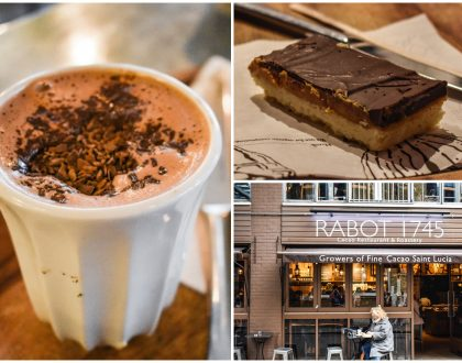 Rabot 1745 – Chocolate In Almost Every Dish, Cocoa-Themed Restaurant At Borough Market London