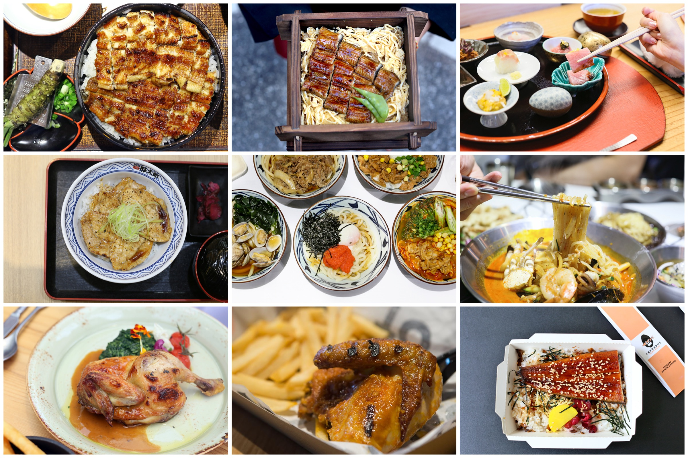 10 NEW Restaurants Singapore May 2018 - More Unagi And Udon For The Japanese Food Lovers