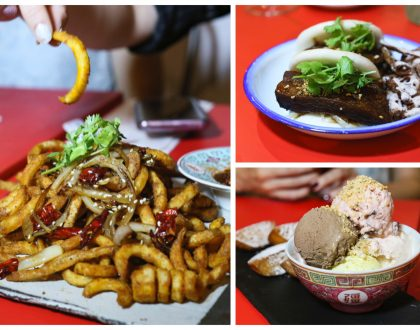 Zui Hong Lou - Cheeky Modern Chinese Restaurant & Bar, With All Small Plates $10 And Below